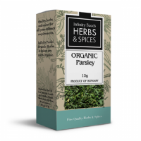 Infinity Foods Organic Parsley 15g